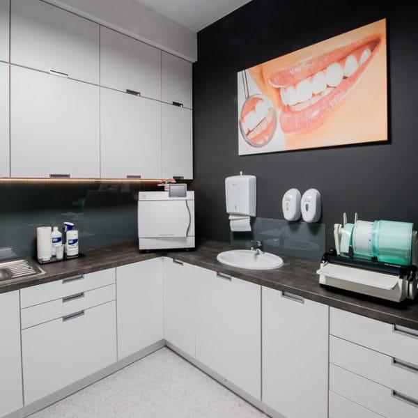 Najwyższa sterylność w gabinecie stomatologicznym M-Dentica