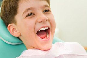 Opieka dentystyczna u dzieci