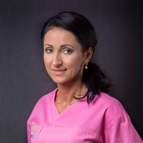 osoba stomatologa Białystok