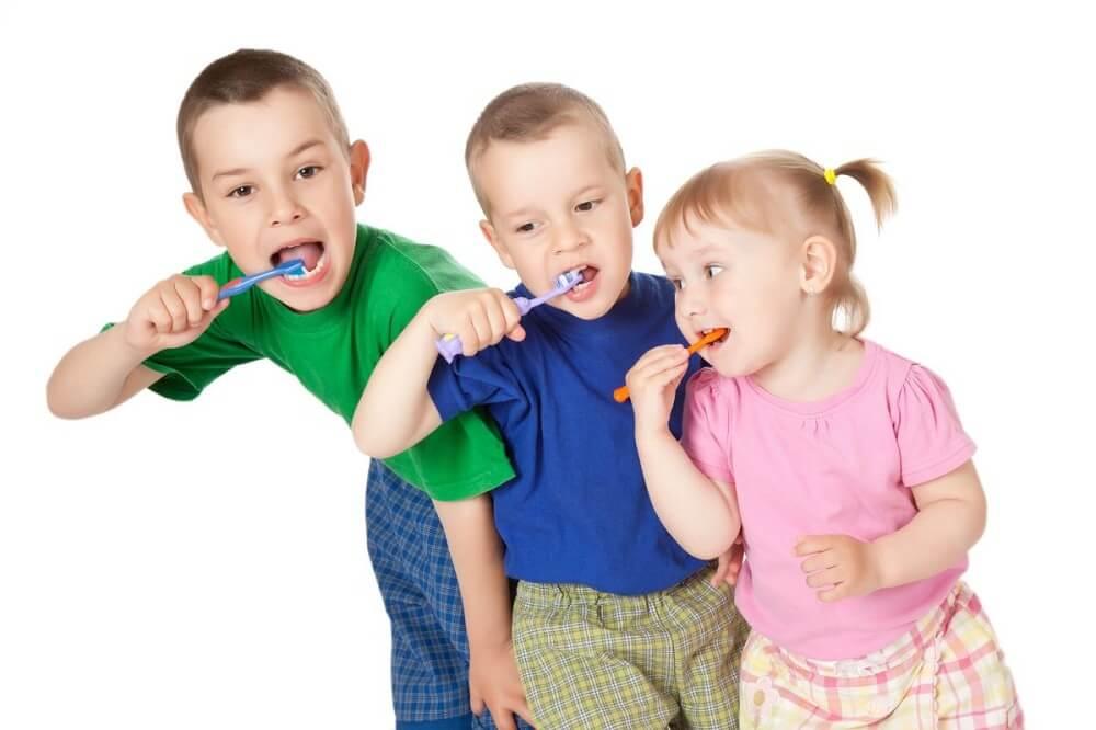 Fluoryzacja w stomatologii dziecięcej